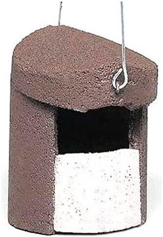 Halbhöhle Holzbeton